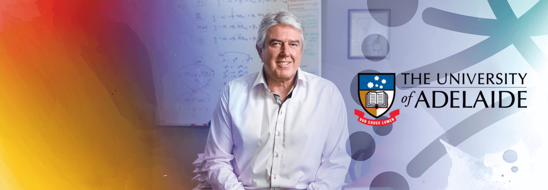 Professor John Lynch to represent The University of Adelaide on CRF Board