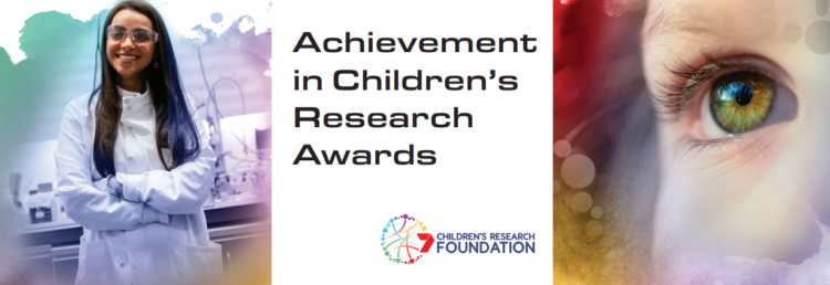 This October, CRF celebrates South Australia's remarkable people taking children's research to new heights.